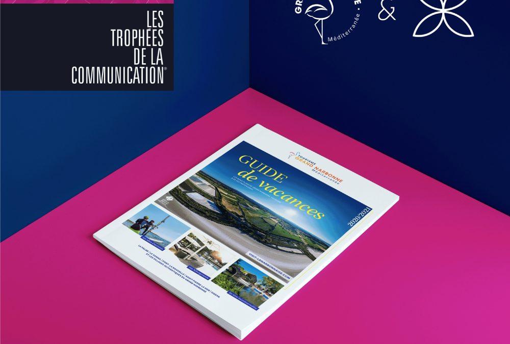 Les Trophées de la Communication, un prix pour Peexie
